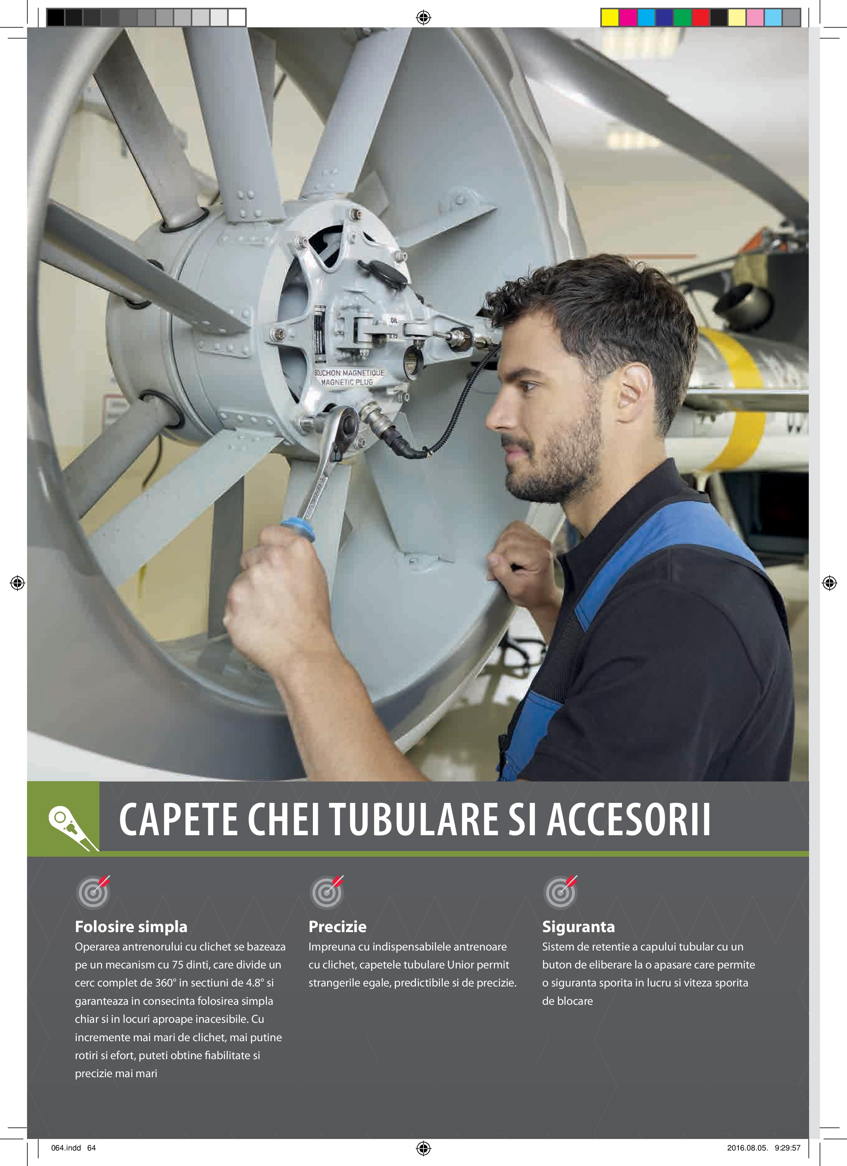 Catalog Unior - Capitol 2 Capete tubulare si accesorii