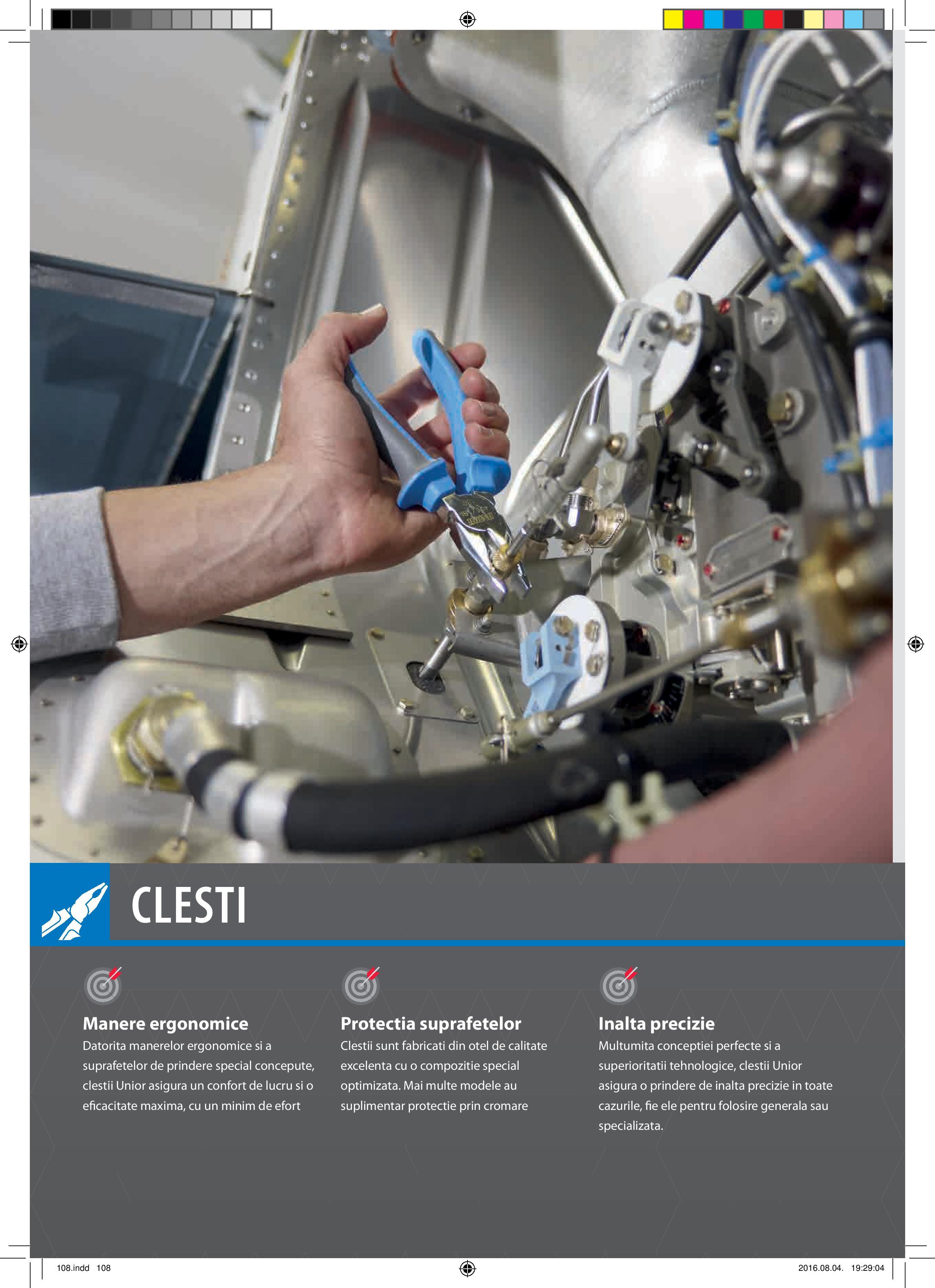 Catalog Unior - Capitol 3 Clesti