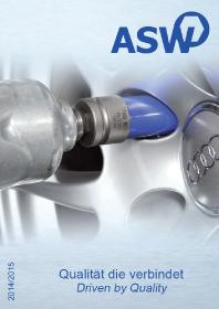 ASW - Biti si capete tubulare de impact 2014-2015