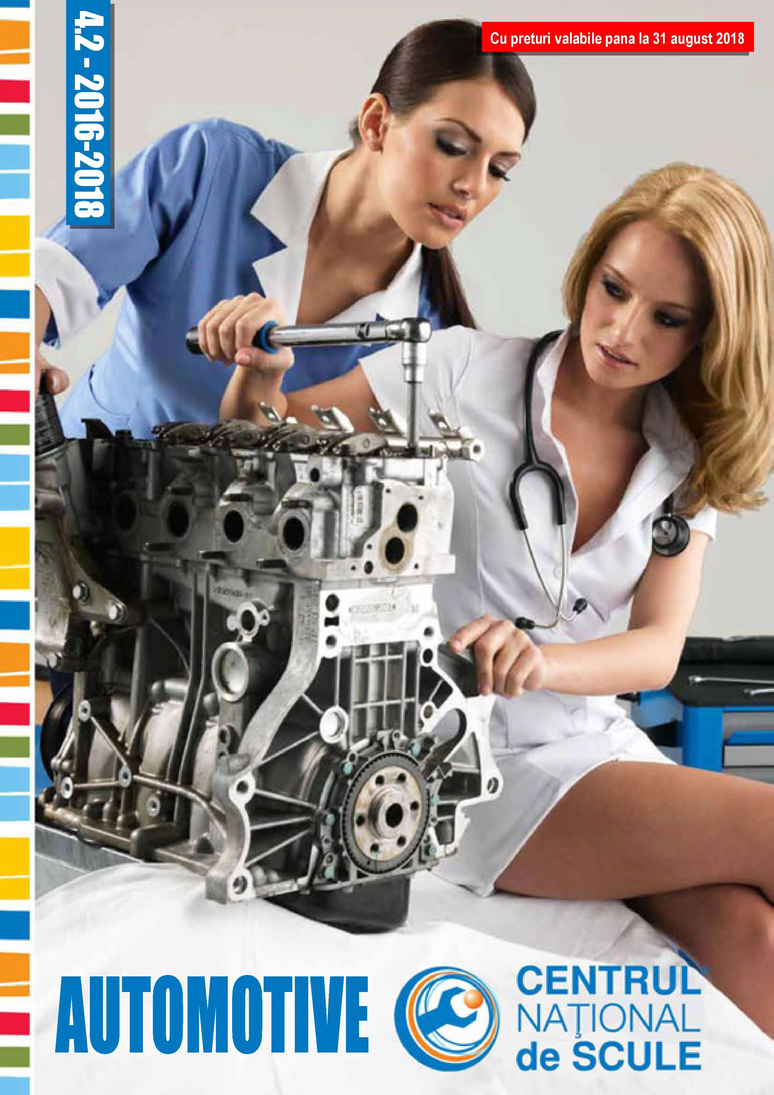 Revista CNS 4.1 Automotive 2016