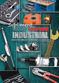 Catalog CNS INDUSTRIAL 2018-2020 - Supliment