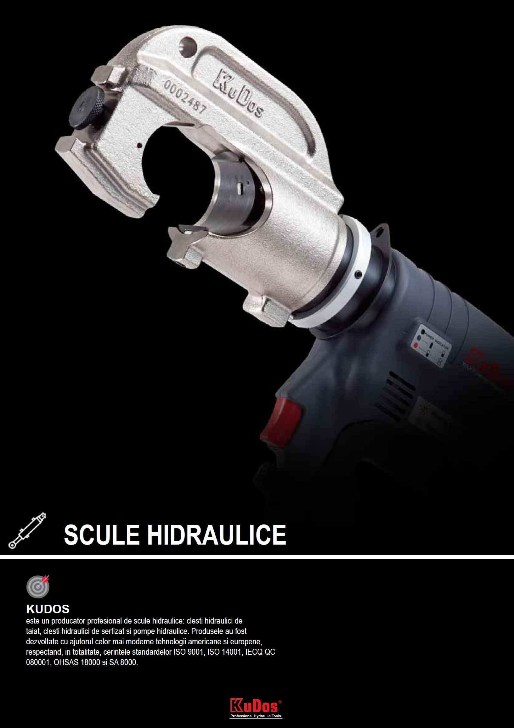Catalog NOU - Capitol Scule Hidraulice