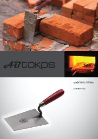 AB TOKOS - Unelte constructii