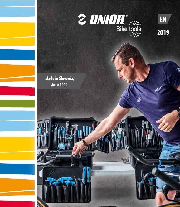 Catalog Unior - Bike Tools 2019