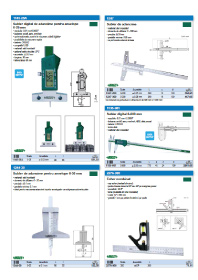 INSIZE - Supliment catalog CNS Industrial 2018-2020