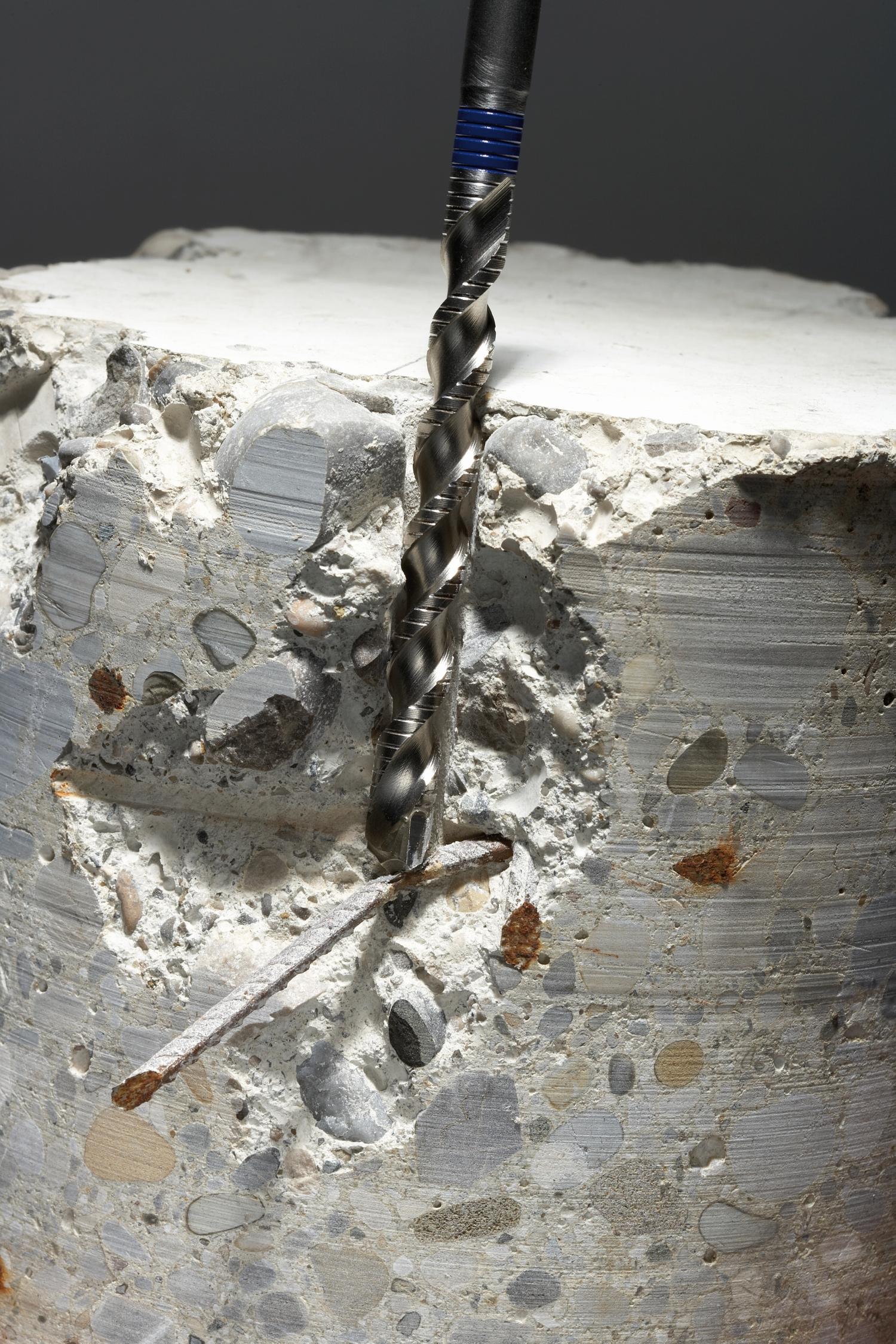 Burghiu SPEEDHAMMER™ POWER DRILL BITS pentru beton marca Irwin de 10 x 100 x 160 mm