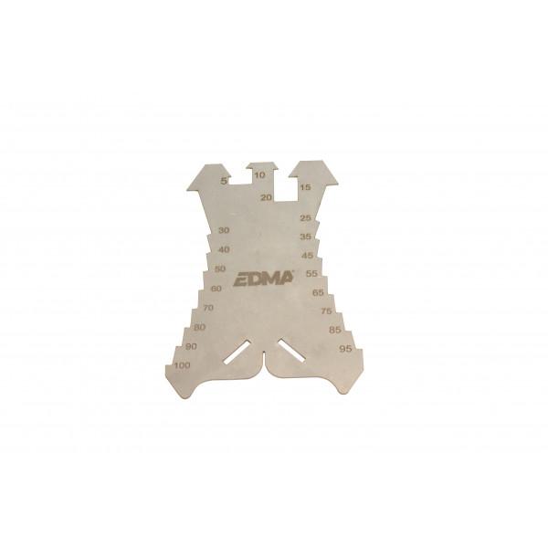 Trasator pentru zinc EDMA