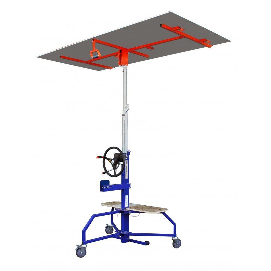 Dispozitiv pentru ridicat placi gips-carton EDMAPLAC 360, dim 1200 x 3600 EDMA