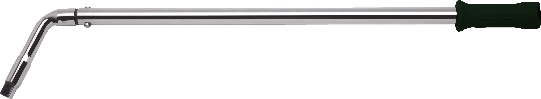 267B Cheie dinamometrica 400Nm maner verde UNIOR