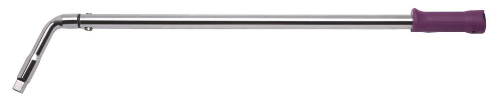 267B Cheie dinamometrica 450Nm maner purpuriu UNIOR